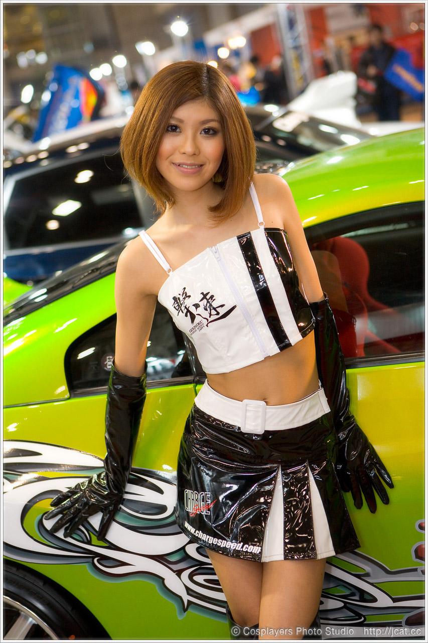 東京オートサロン2008 キャンギャルさん写真いっぱい♪_b0073141_1261126.jpg