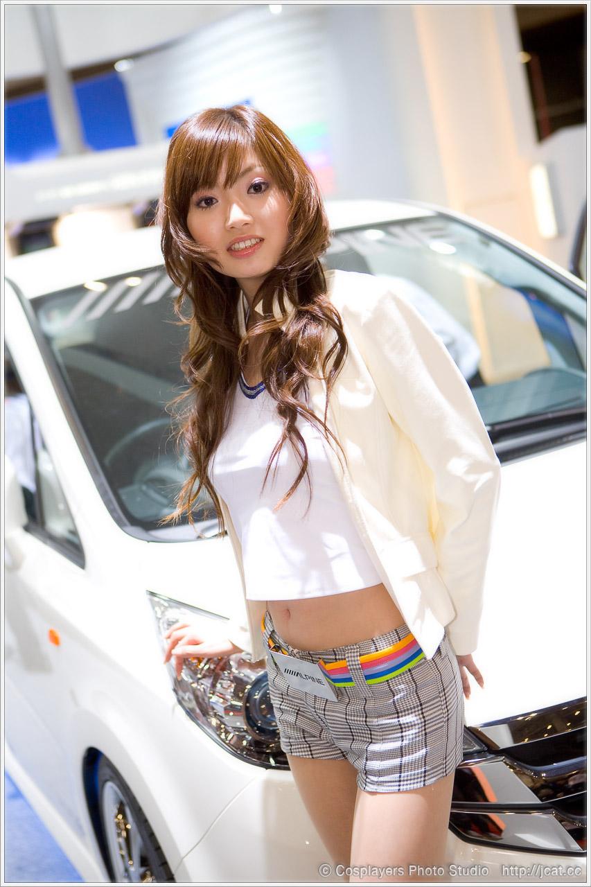 東京オートサロン2008 キャンギャルさん写真いっぱい♪_b0073141_127066.jpg