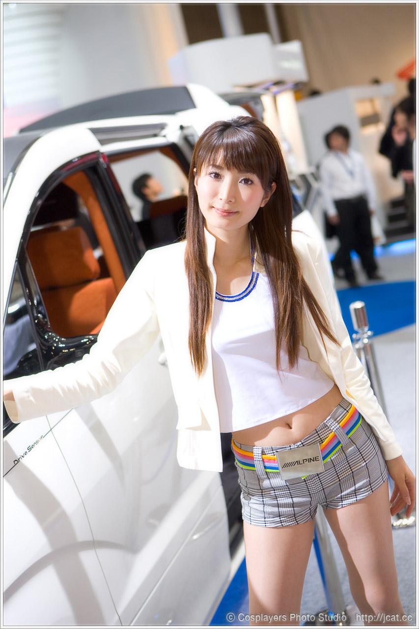 東京オートサロン2008 キャンギャルさん写真いっぱい♪_b0073141_1271099.jpg