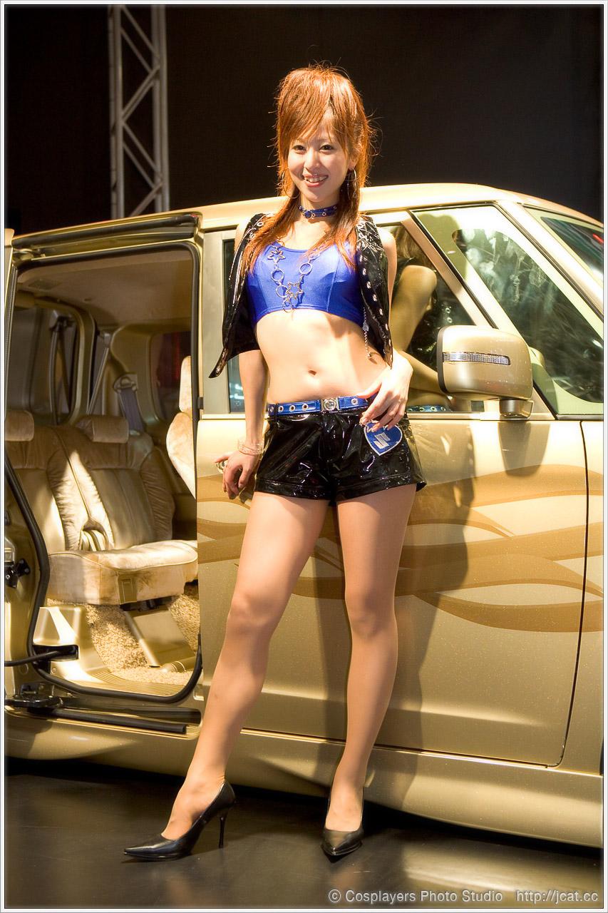 東京オートサロン2008 キャンギャルさん写真いっぱい♪_b0073141_1283056.jpg