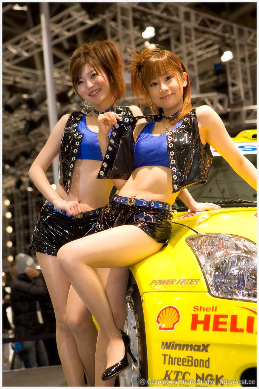 東京オートサロン2008 キャンギャルさん写真いっぱい♪_b0073141_128846.jpg