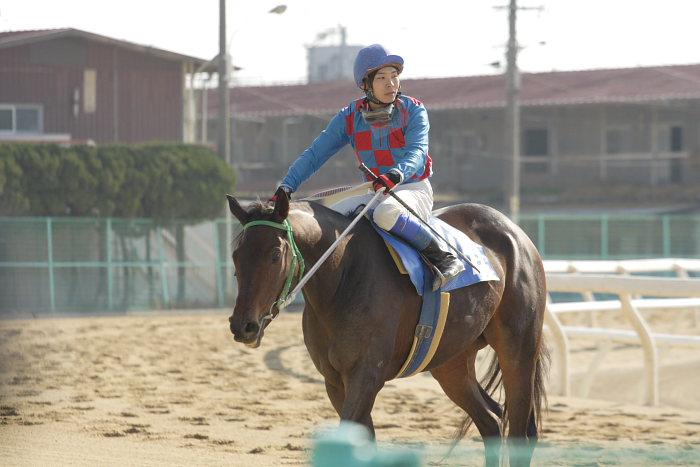 2008年1月6日(日) 福山競馬 5R_a0077663_94796.jpg