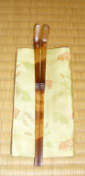 茶杓の贈り物_e0008704_18511760.jpg