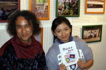 渋谷LE DECOでのカンボジアの子供達支援「Cafe Moi Pi」   盛況の内に終了_f0006713_304546.jpg