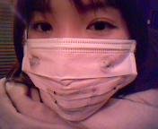 マスクに落書きが_e0114246_08114.jpg