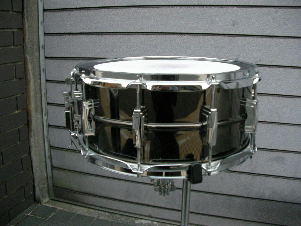 "二代目:LUDWIG""BLACK BEAUTY"" _e0052576_17283075.jpg"