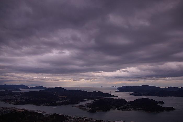 瀬戸の夕暮れ(冬バージョン)_c0152379_108253.jpg