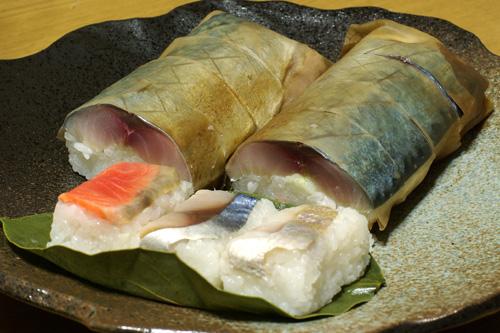 鯖松前寿司とオージーシラーズ_c0136330_16202446.jpg