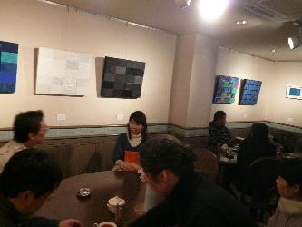 ギャラリーエムズにて「SHIGERU」展_a0017350_0505381.jpg