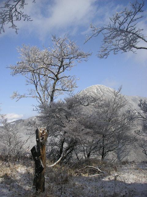 丹沢山稜 山歩記(やまあるき) 2日目 檜洞丸_f0110366_21453196.jpg