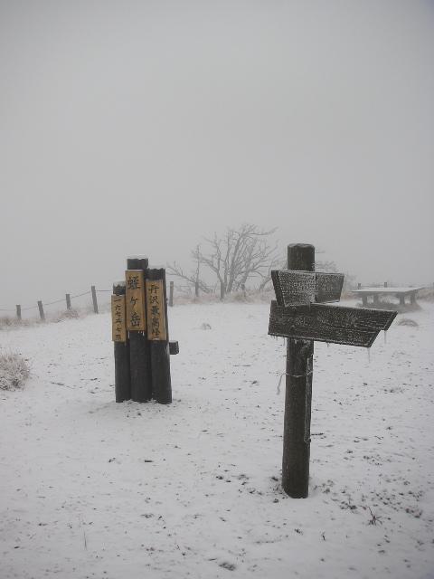 丹沢山稜 山歩記(やまあるき) 2日目 蛭ヶ岳_f0110366_219202.jpg