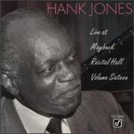 LIve At Maybeck Recital Hall  Vol. 16 /  Hank Jones_d0127503_1432664.jpg