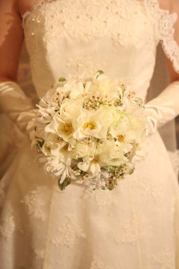 新郎新婦様からのメール 七つの花 ブーケ&ブートニアの儀式_a0042928_23435046.jpg