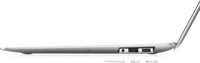 いよいよ出ましたMac Book Air_e0069646_1555898.jpg
