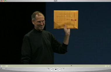 Steve Jobsのプレゼン_b0068572_2359587.jpg