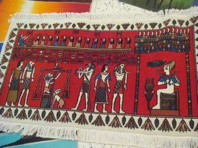 おもしろかったカーペット屋のトーク@エジプト_d0100880_20565940.jpg