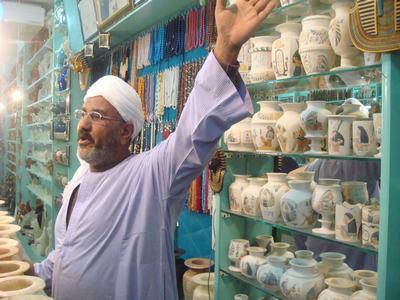 エジプトのルクソーで工芸品工場を訪ねて_d0100880_4434525.jpg