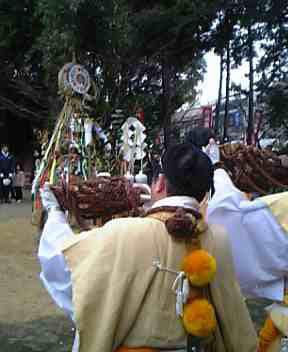 新熊野(いまくまの)神社 左義長祭_e0048413_207558.jpg
