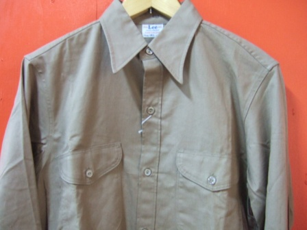 40年代 LEE WORK SHIRTS DEAD STOCK_c0144020_19402342.jpg