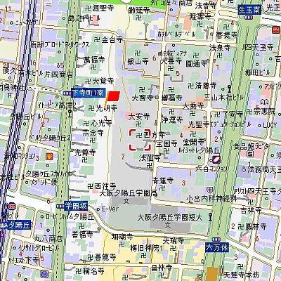 大阪天王寺区の心光寺本堂_c0112559_1530184.jpg