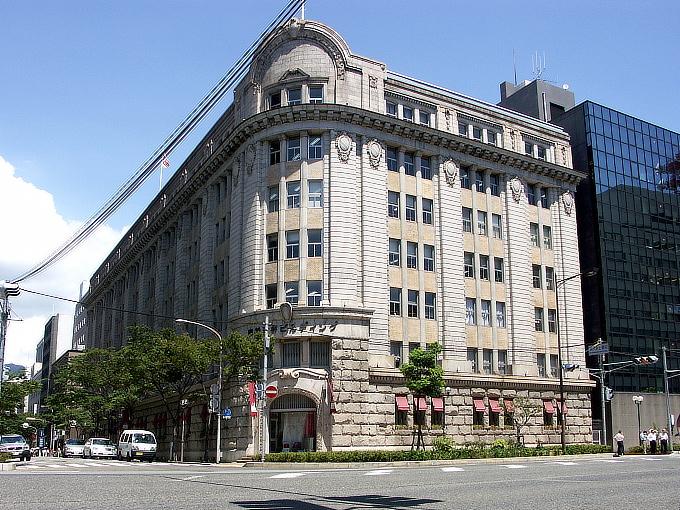 旧大阪商船神戸支店(商船三井ビル)_f0116479_20235486.jpg