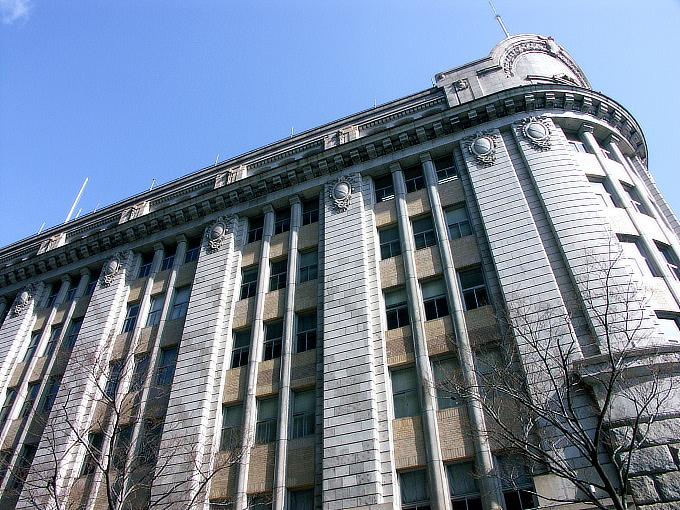 旧大阪商船神戸支店(商船三井ビル)_f0116479_20265663.jpg