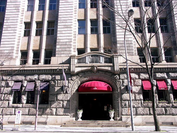 旧大阪商船神戸支店(商船三井ビル)_f0116479_20442854.jpg
