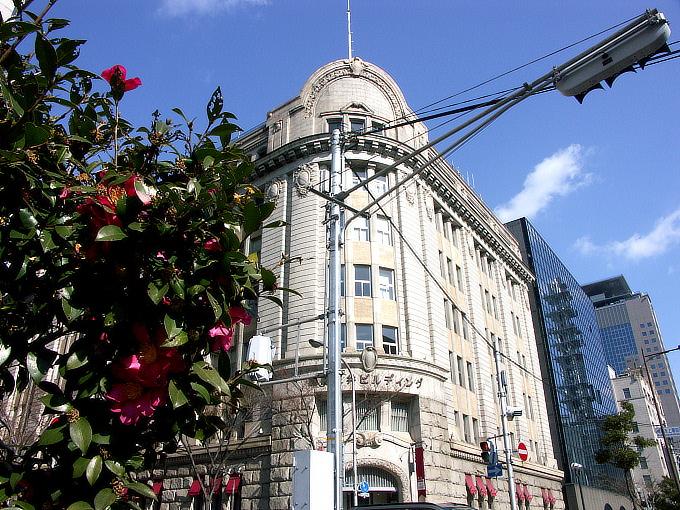 旧大阪商船神戸支店(商船三井ビル)_f0116479_20501411.jpg