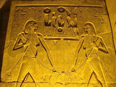最後に訪ねたルクソール神殿(Luxor Temple)_d0100880_22424628.jpg