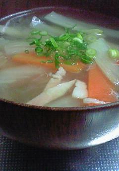 秋刀魚開き(1/17)、豚肉の炒めたん(1/18)_f0116812_190117.jpg