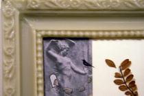 """キャンドルとコラージュ展 """"見捨てられた断片"""" at limArt ~    ポーランド&ショパンの思い出_f0006713_091896.jpg"""