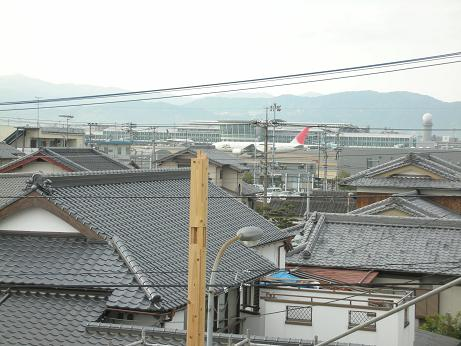 博多区で上棟でした。_c0079640_17342894.jpg