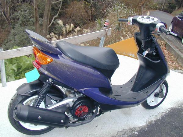 凄いバイク!_c0105285_11101479.jpg