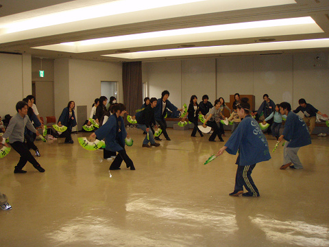 2008'雀踊り始動_b0074601_22521072.jpg
