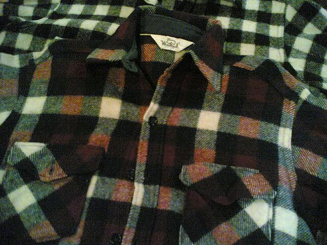 the 2nd choice of Woolrich_c0077105_0472250.jpg