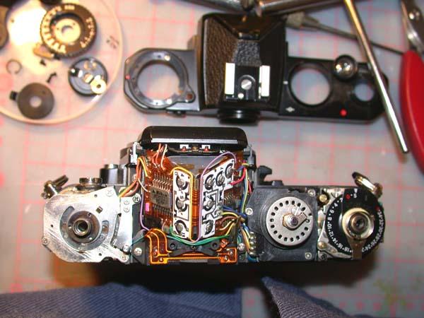 Nikon FE分解掃除(添付写真3枚)   mentenin_d0138130_1201275.jpg