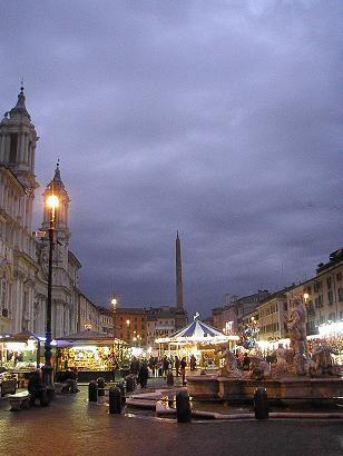 ローマのクリスマス風物詩_d0142837_243569.jpg