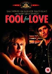 フール・フォア・ラブ Fool for Love_e0040938_1737731.jpg
