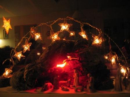 クリスマスクリッペ Weihnachtskrippe_f0116158_6142755.jpg