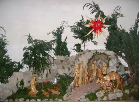 クリスマスクリッペ Weihnachtskrippe_f0116158_6312148.jpg