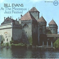 Bill Evans  At The Montreux Jazz Festibal _d0127503_10551295.jpg