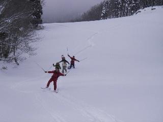 雪山遊び_f0105112_1401459.jpg