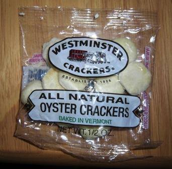 Oyster Cracker~あるんですねぇ?~_b0081121_20232784.jpg