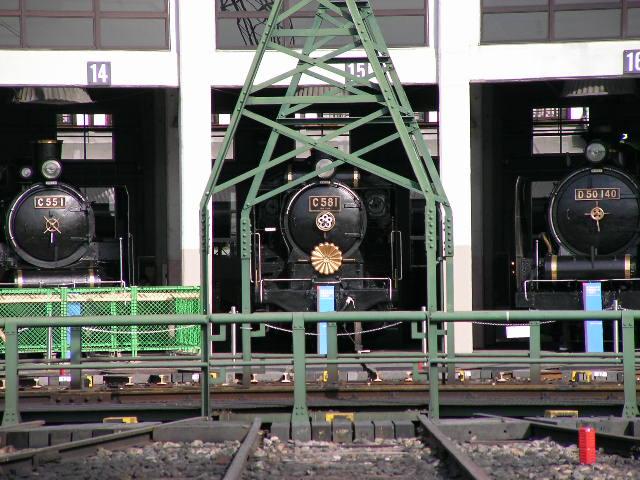 梅小路 蒸気機関車館_a0066027_2272877.jpg