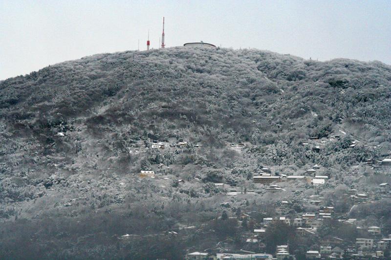 生駒山雪景色_d0138130_1014481.jpg