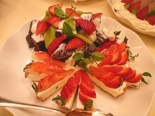 お料理教室の新年会..。.゚。*・。♡ _a0053662_0113996.jpg