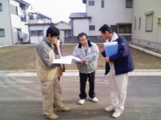 本日は伊藤様邸の週間検査でした。_d0012873_21412487.jpg