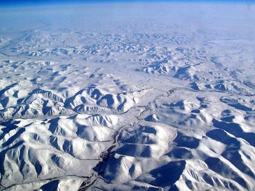 ★シベリア永久凍土、温暖化で急速に融解が進む!! (◎_◎) _a0028694_1332010.jpg