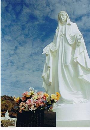 神の島の記憶。 〜マリア様〜_d0035397_16402062.jpg