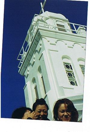 神の島の記憶。 〜教会の十字架〜_d0035397_1659334.jpg